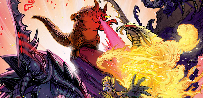 Is It Good? Godzilla: Rulers of Earth #21 Review