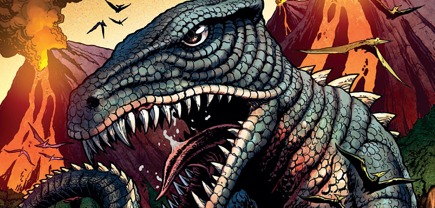 Is It Good? Godzilla: Rulers of Earth #22 Review