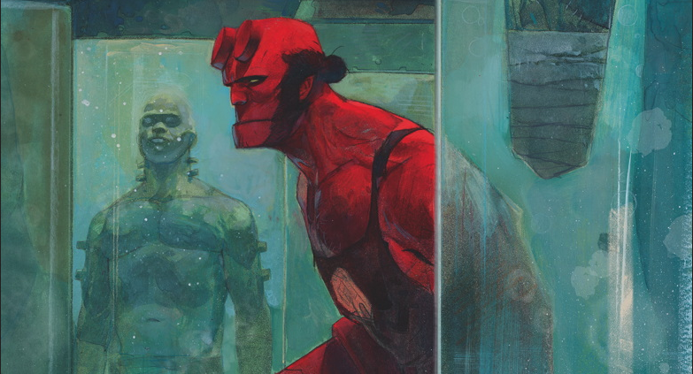Is It Good? Hellboy and the B.R.P.D. 1952 #4 Review