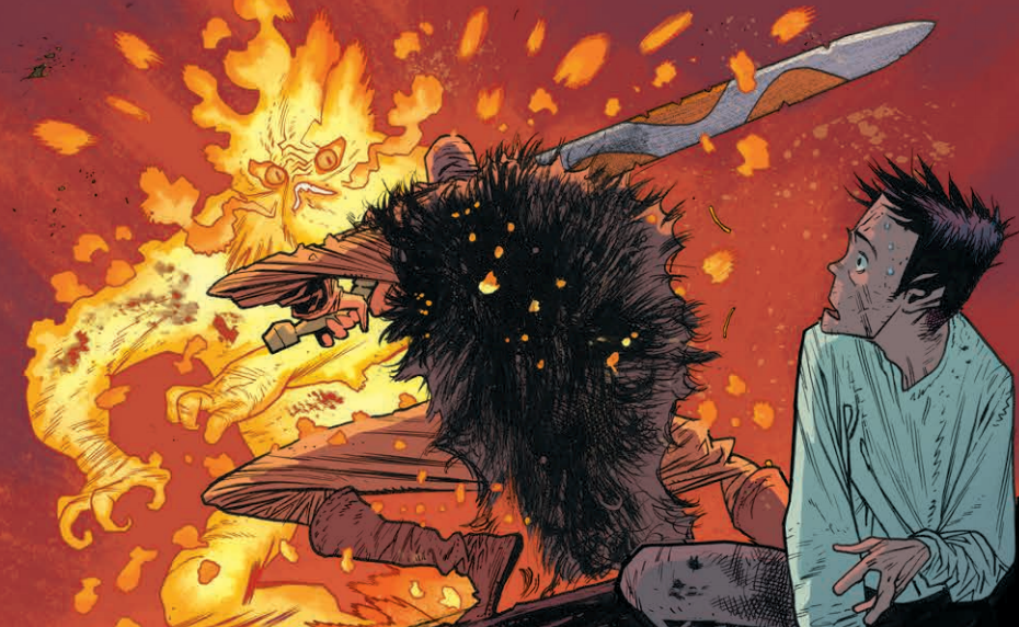 Is It Good? Rumble #4 Review