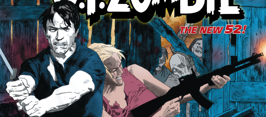 Is It Good? Star-Spangled War Stories Featuring G.I. Zombie #8 Review
