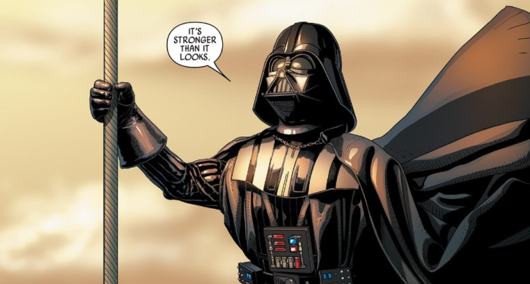 Darth Vader has never been put on the ropes so badly as he is in this new series by Marvel Comics (not counting Dark Horse comics). Can he get back into the good graces of the Emperor...and is it good?