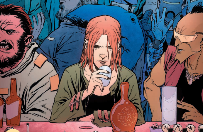 Is it Good? Copperhead #6 Review