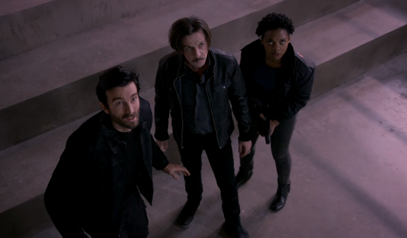 """Powers: Episode 10 """"F@#k the Big Chiller"""" Review"""