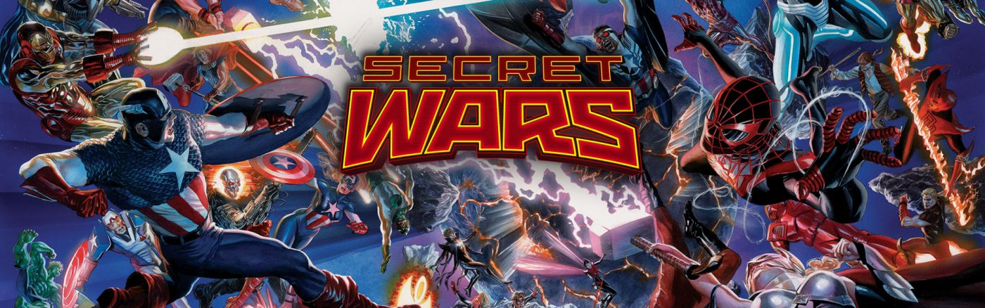Everything Ends: Our Thoughts on Marvel's Secret Wars and Beyond
