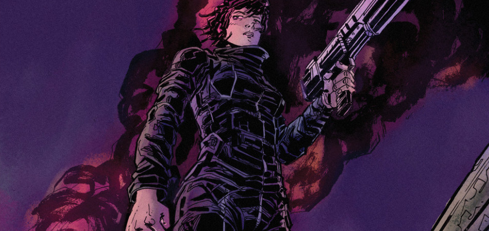 An Interview With 'Roche Limit' Creator Michael Moreci