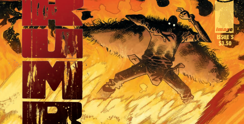 Is It Good? Rumble #5 Review