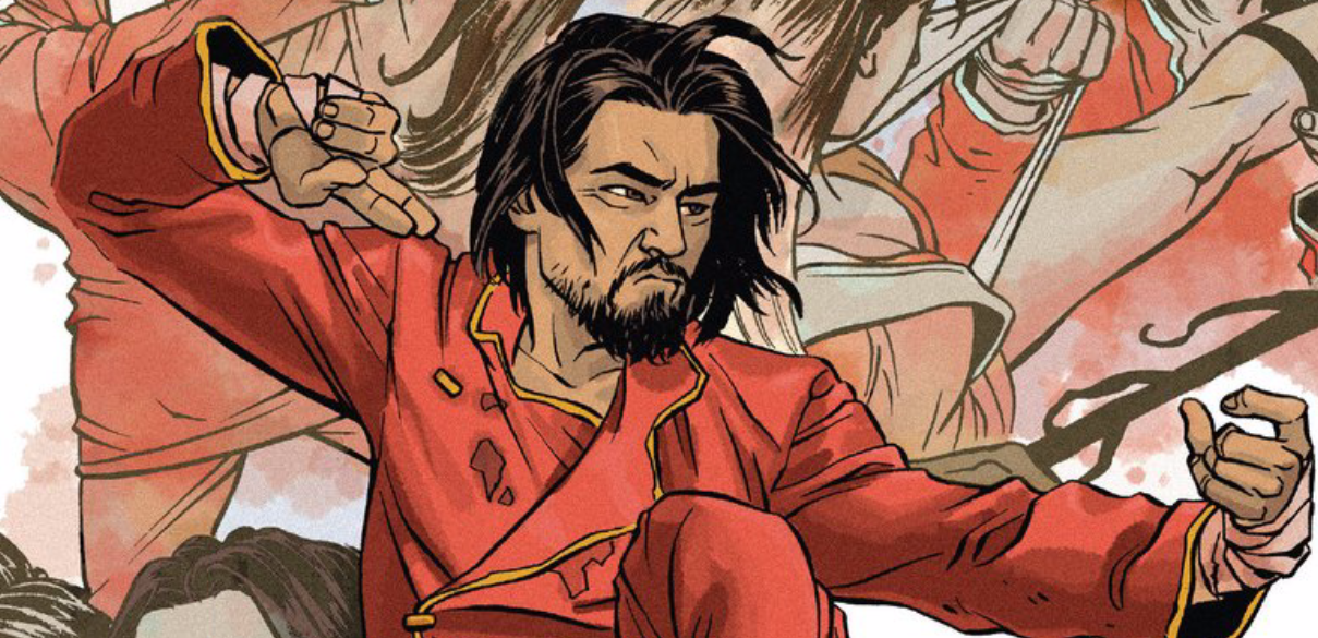 Is It Good? Master of Kung Fu #1 Review