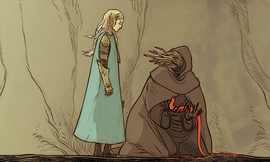 Is It Good? 8house: Arclight #1 Advance Review