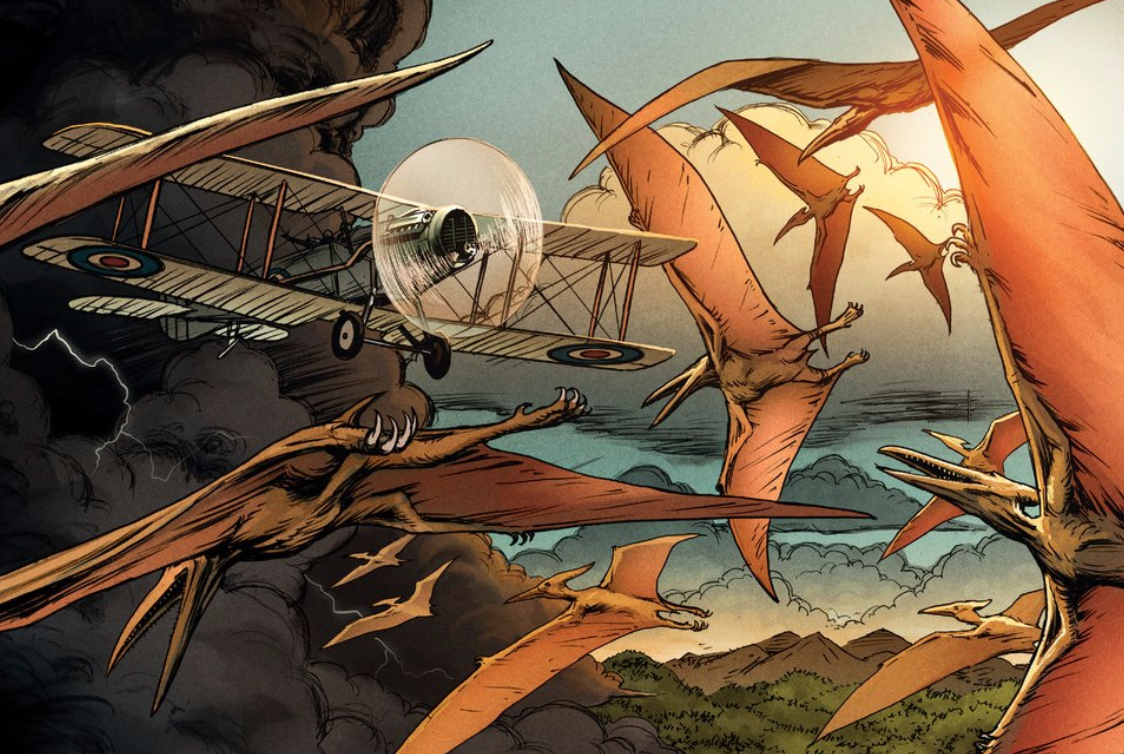 Is It Good? Where Monsters Dwell #1 Review