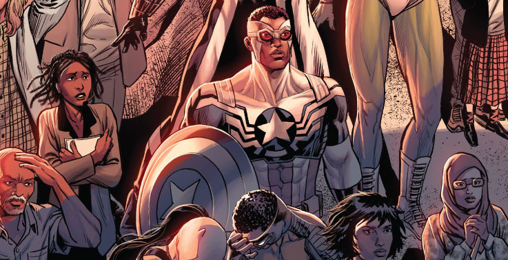 Is It Good? Captain America and the Mighty Avengers #8 Review