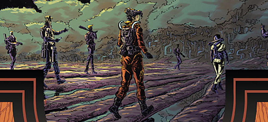 Is It Good? Roche Limit: Clandestiny #1 Review
