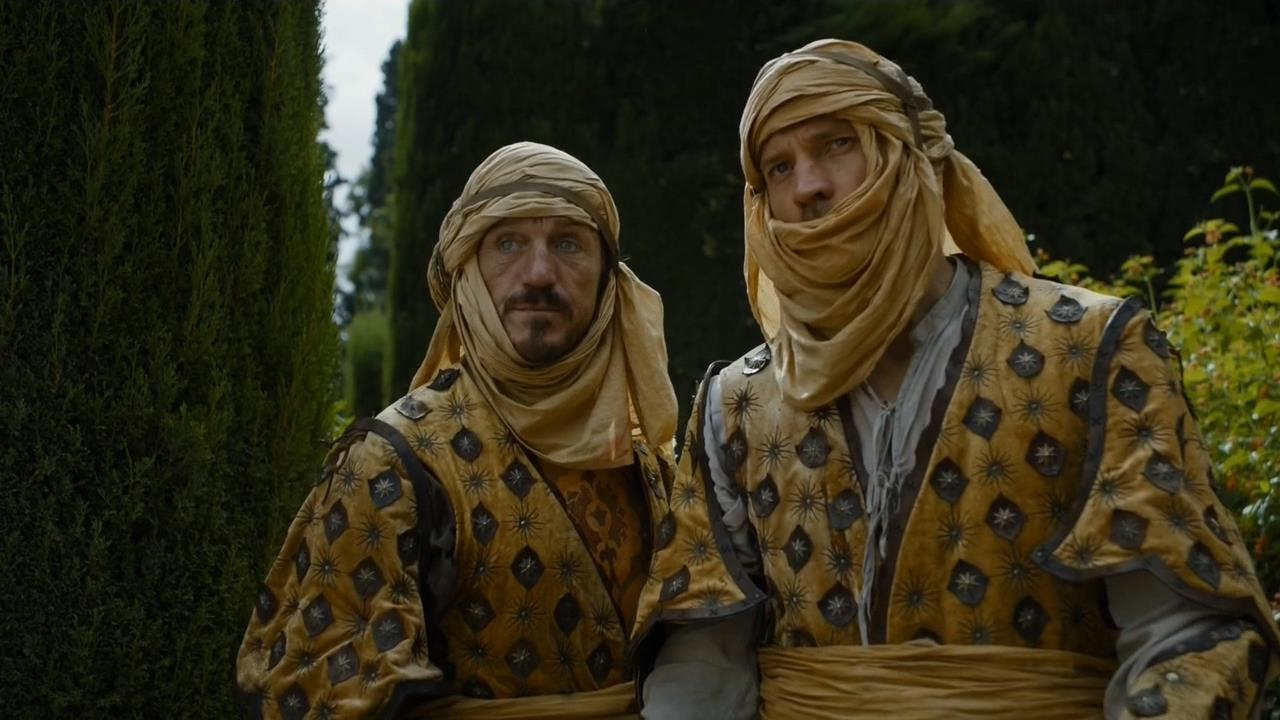 """Game of Thrones: Season 5, Episode 6 """"Unbowed, Unbent, Unbroken"""" Follow-Up for Non Readers"""