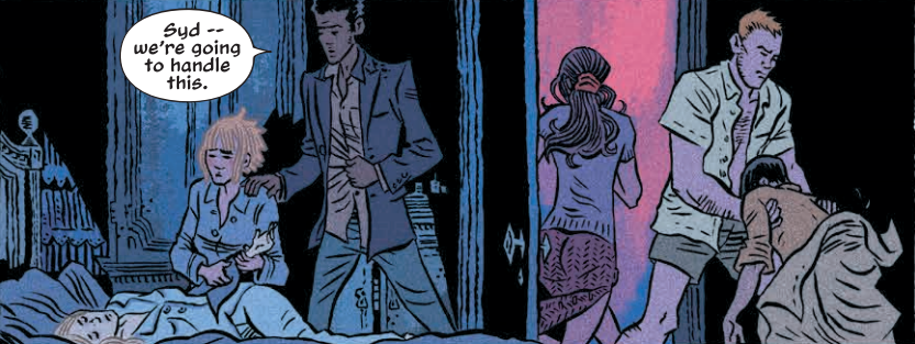 Is It Good? They're Not Like Us #6 Review