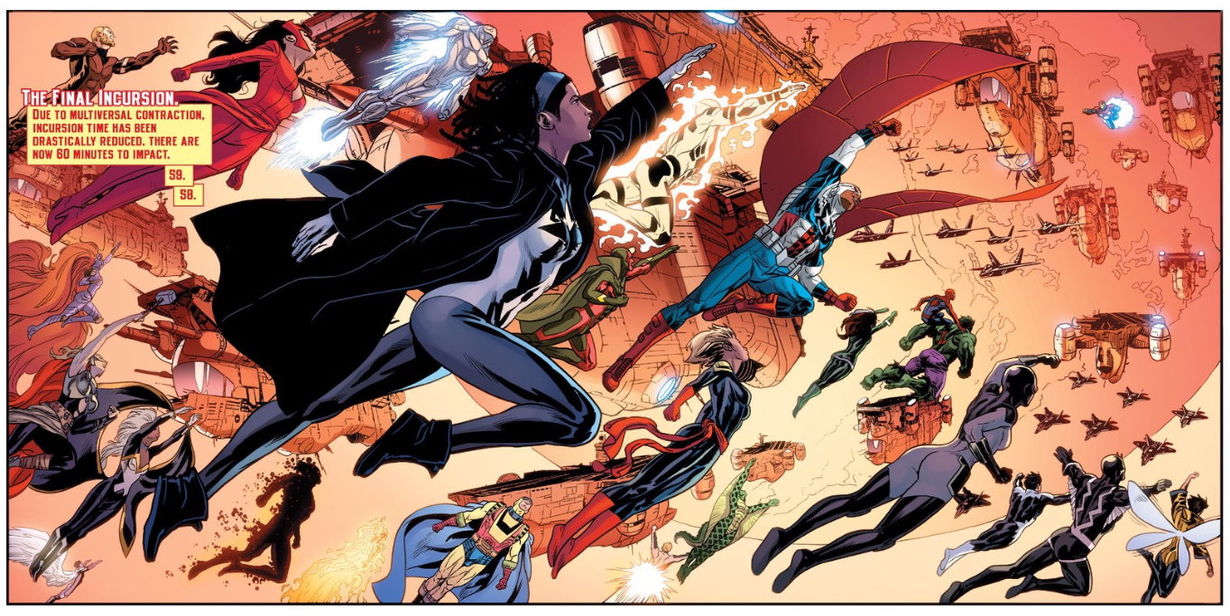 Is It Good? Captain America and the Mighty Avengers #9 Review