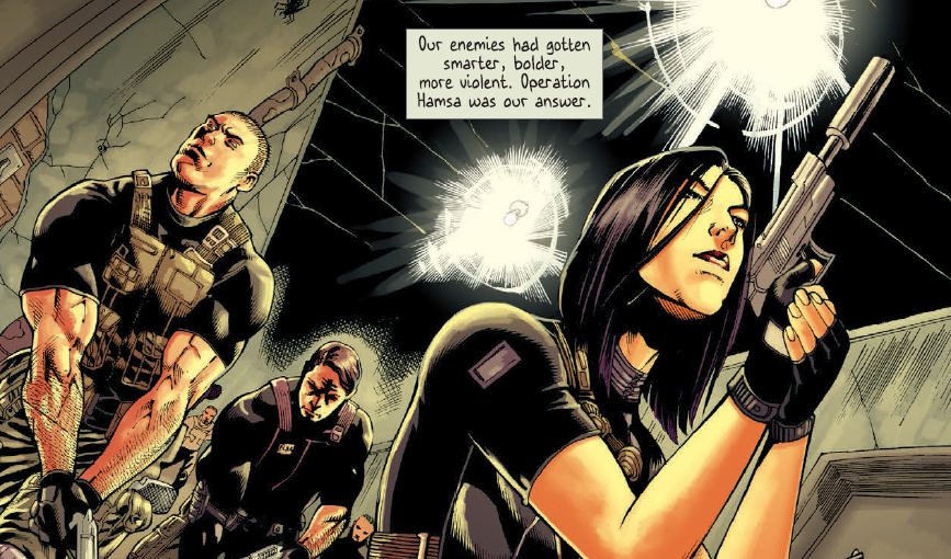 Is It Good? Dead Squad: Ayala Tal #1 Review