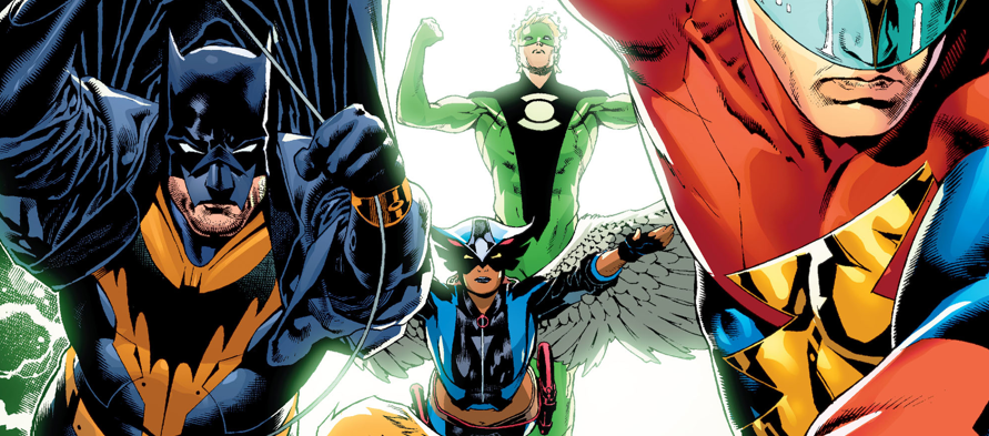Is It Good? Earth 2: Society #1 Review