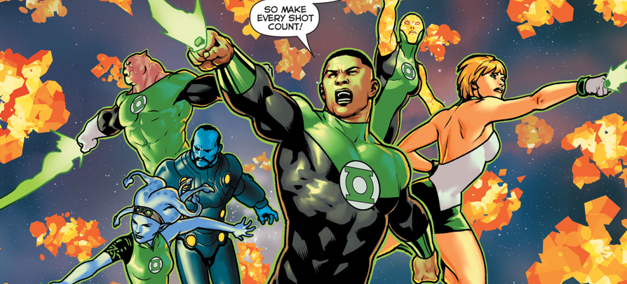 Is It Good? Green Lantern: The Lost Army #1 Review
