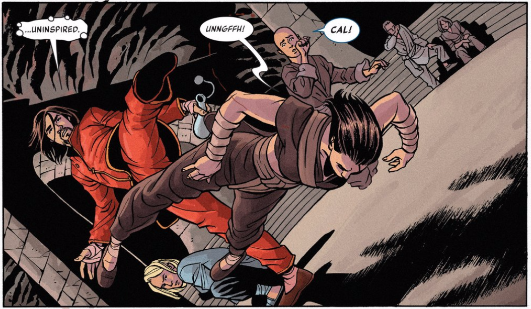Is It Good? Master of Kung Fu #2 Review