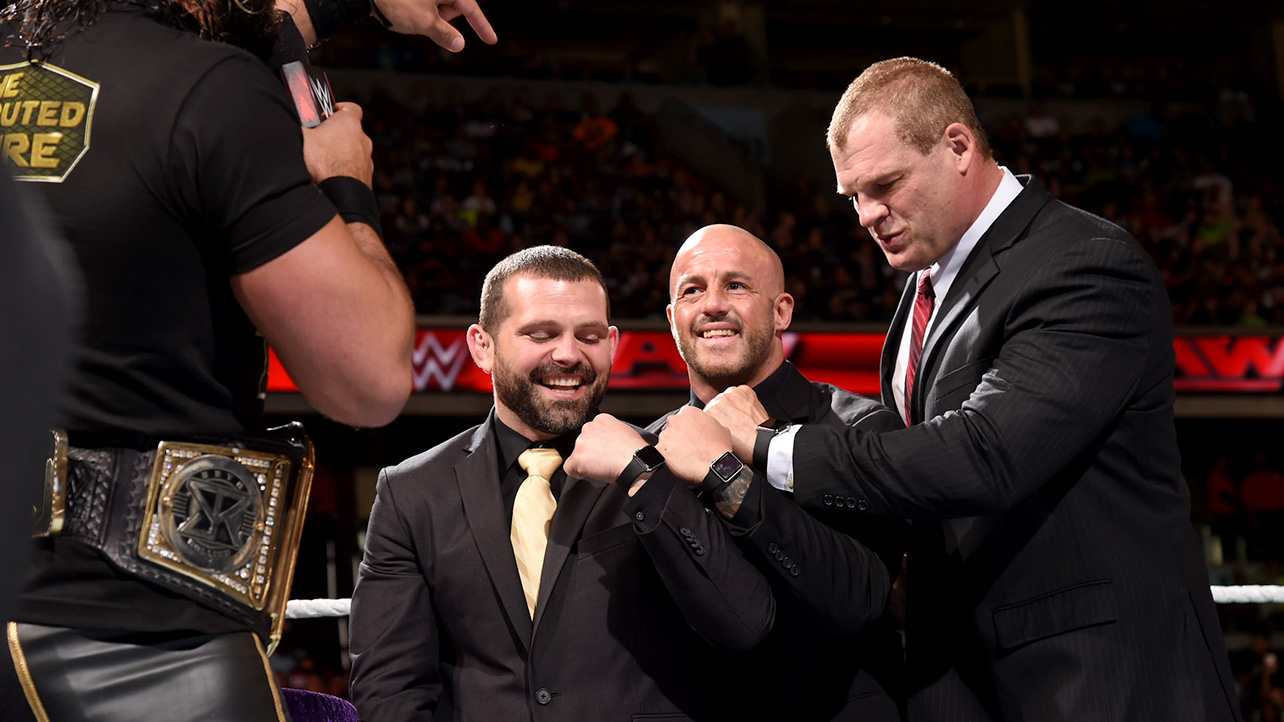 WWE RAW Review: 6/30/15 – Apple Watches For Everybody!