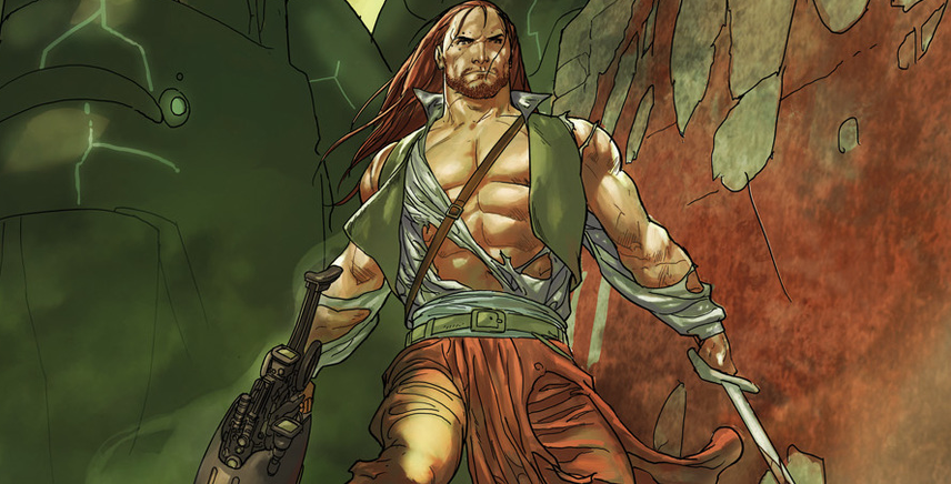 Indie Comic Corner: Redhand: Twilight of the Gods Review