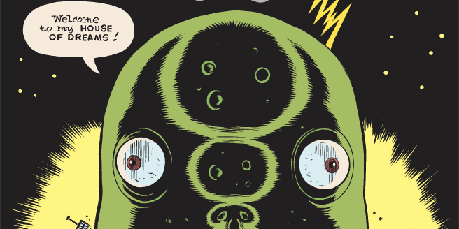 Indie Comic Corner: The Complete Eightball Review