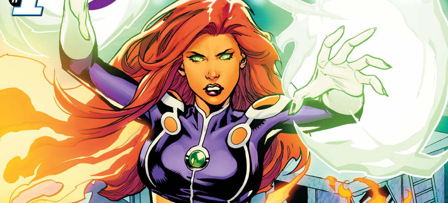 Is It Good? Starfire #1 Review