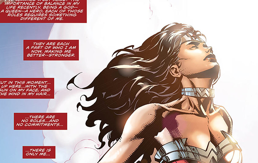 So this is it! Wonder Woman is getting a wardrobe change and the Finches are kicking off their second story arc for the series. So is it good?