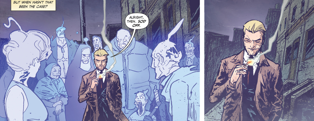 Is It Good? Constantine: The Hellblazer #1 Review
