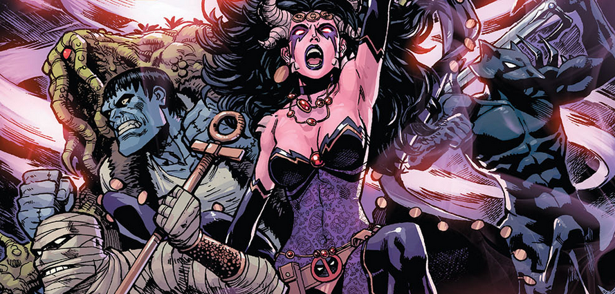 Is It Good? Mrs. Deadpool and the Howling Commandos #1 Review
