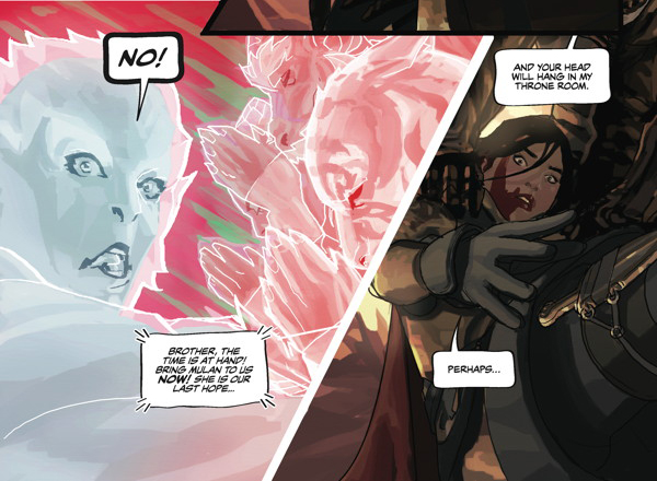 Is It Good? Mulan: Revelations #1 Review