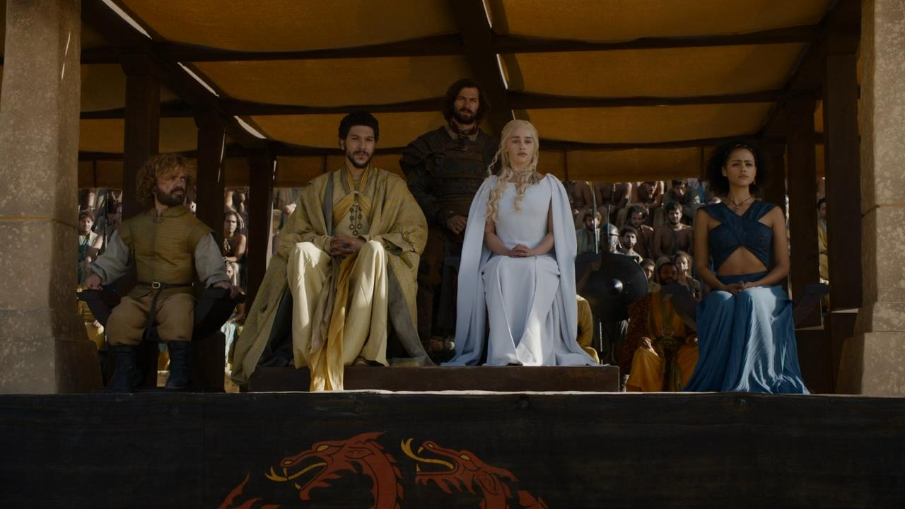 """Game of Thrones: Season 5, Episode 9 """"The Dance of Dragons"""" Follow-Up For Non Readers"""