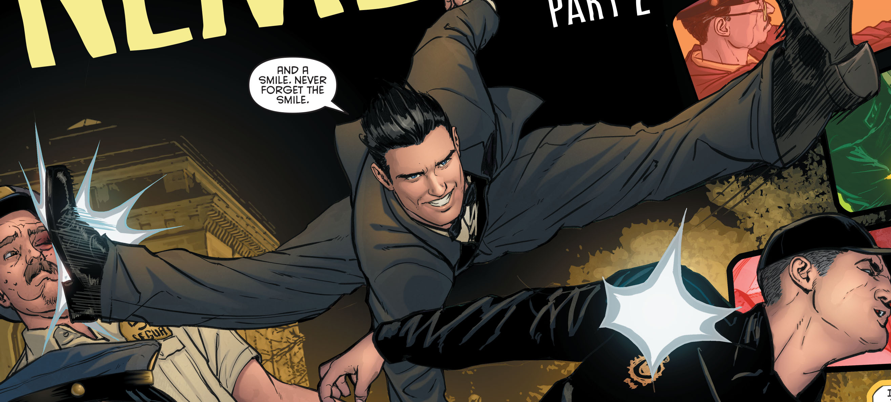 We are in the middle of a brand new arc and things are getting very difficult for the former Boy Wonder. In fact, he really may be getting in over his head. Is it good?