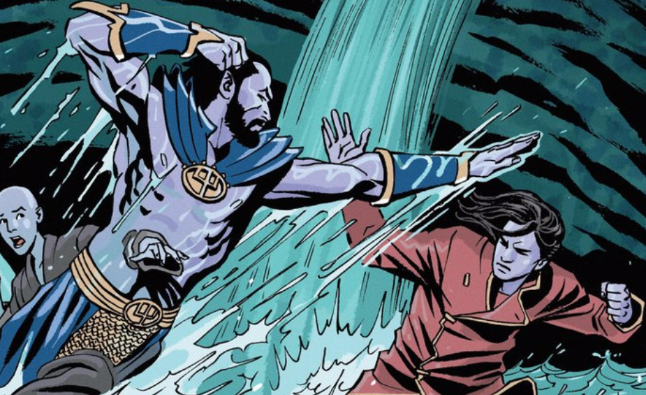 Is It Good? Master of Kung Fu #3 Review