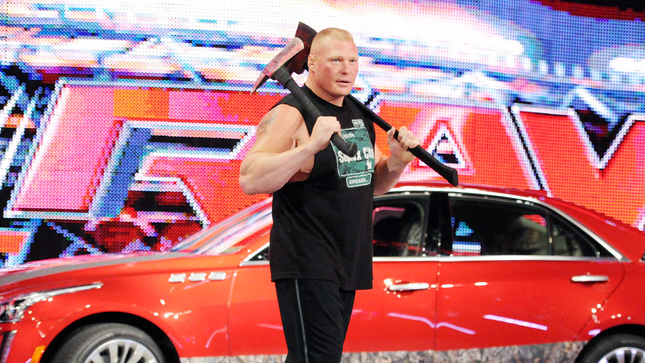 WWE RAW Review: 7/6/15–The Altar of the Beast