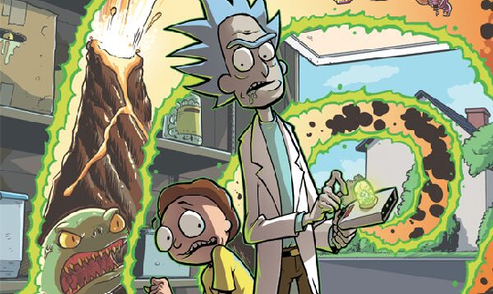 Is It Good? Rick and Morty #4 Review