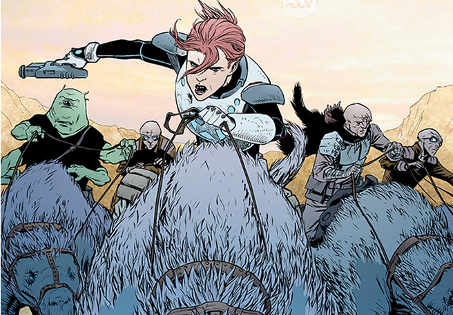 Is It Good? Copperhead #9 Review