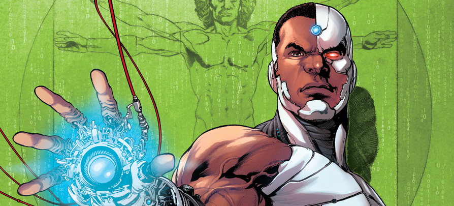 Is It Good? Cyborg #1 Review