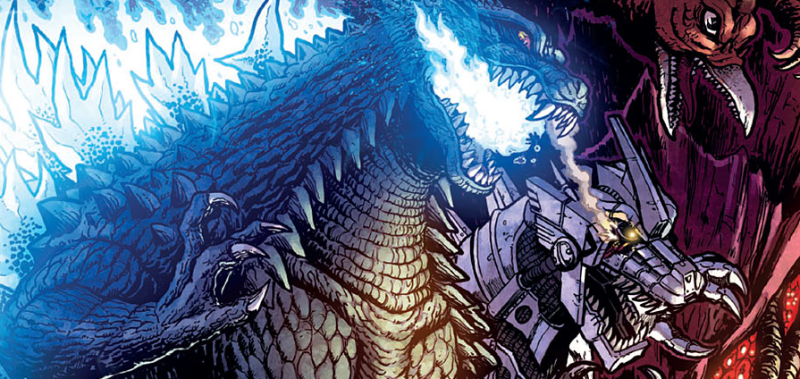 Is It Good? Godzilla: Rulers of Earth #25 Review