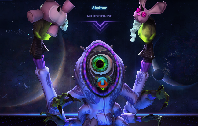 Heroes of the Storm's Abathur encapsulates the allure of bizarre and complicated things. He is undoubtedly one of the more unique additions to the MoBA genre and many compare his play-style to playing a game of Starcraft 2. Several new players will gravitate towards him and veteran players have been utilizing his strange methods of team support to great success in amateur and professional matches, alike.