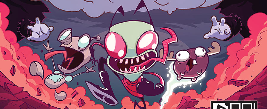 Is It Good? Invader Zim #1 Review