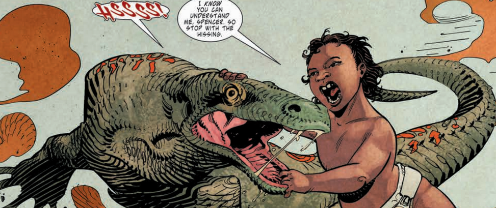 Is It Good? Mythic #3 Review