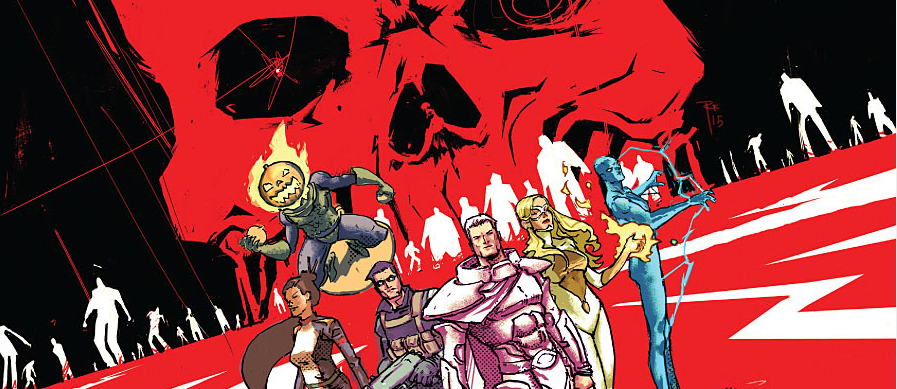 Is It Good? Red Skull #1 Review