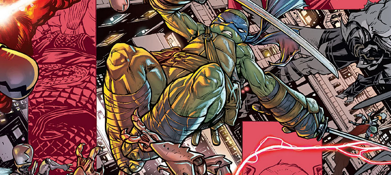 Is It Good? Teenage Mutant Ninja Turtles #48 Review