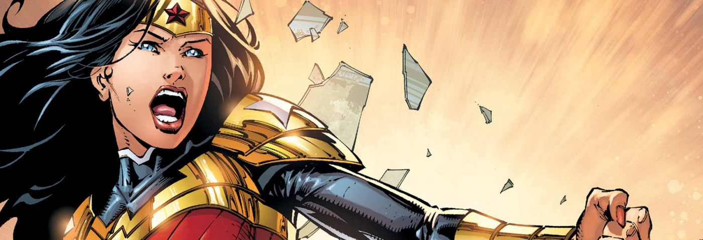 Is It Good? Wonder Woman #42 Review