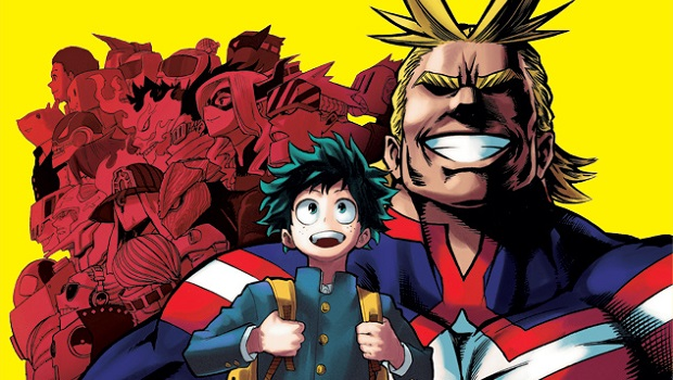 My Hero Academia , Vol. 1 Review
