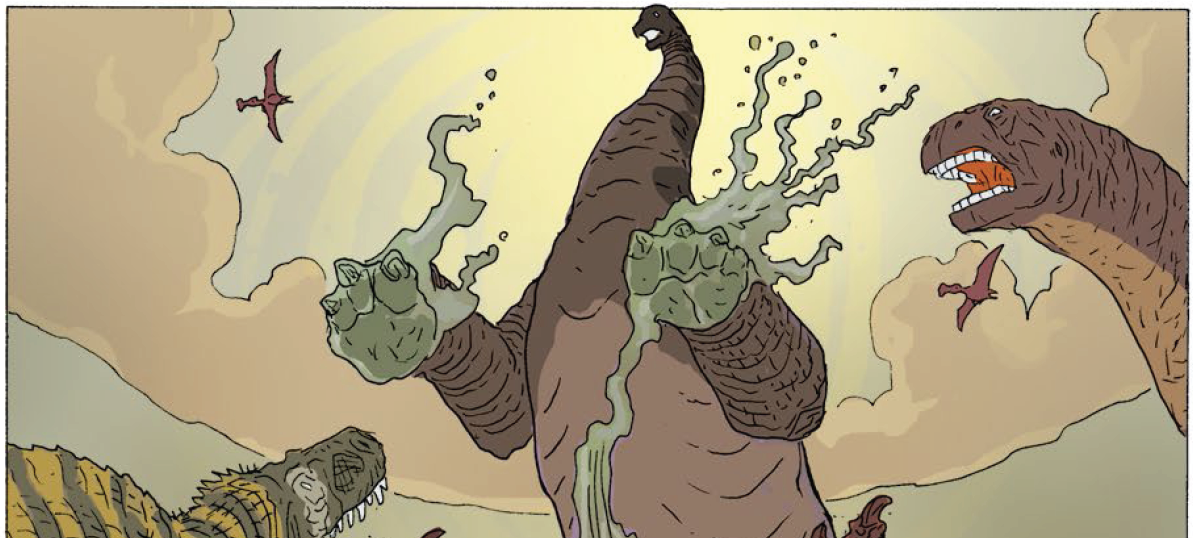 Is It Good? Age of Reptiles: Ancient Egyptians #3 Review