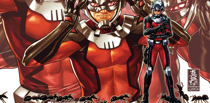 Is It Good? Ant-Man Vol. 1: Second-Chance Man Review