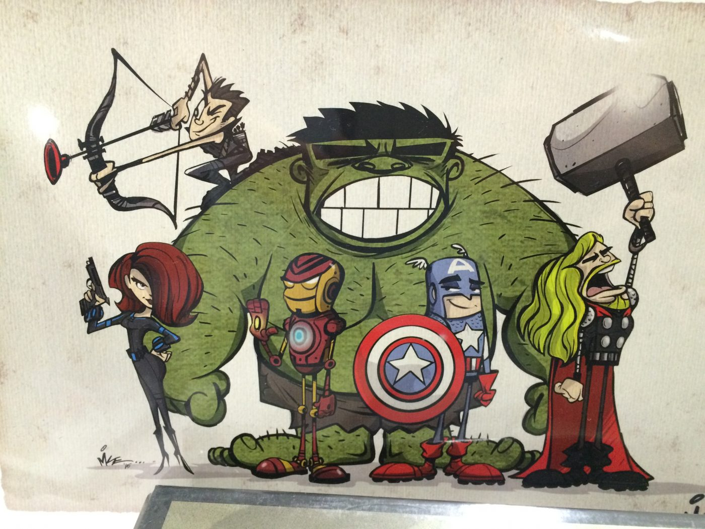 Boston Comic Con 2015: The Best Art from the Convention Floor!