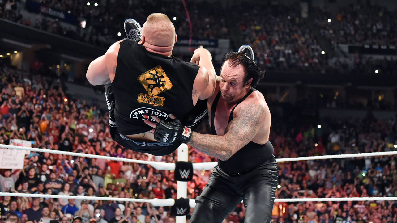 Summerslam is in five days, but the way the storylines have been progressing you wouldn't know it. Last night was WWE's last chance to sell you on the 'biggest event of the summer.' Was it successful?